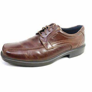 ECCO Mens EUR 43 Helsinki Oxford Dress Shoes 9-9.5